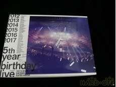 特典あり 乃木坂46 5th YERA BIRTHDAY LIVE|SONY MUSIC LABEL
