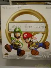 未使用 限定品 Wiiゴールデンハンドル|CLUB NINTENDO