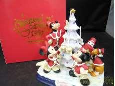 クリスマスディズ二ー 1997 置物|TOKYO DISNEYLAND