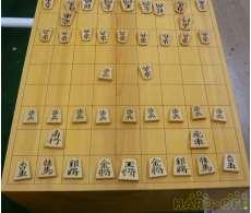 将棋盤 駒セット|竹原作 水無瀬書