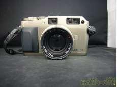 レンジファインダーカメラ G1|CONTAX