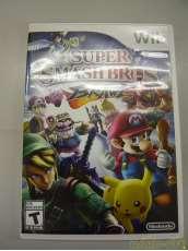 珍品 海外版Wiiソフト SUPER SMASH BROS BRAWL|NINTENDO