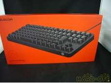 未使用 ゲーミングキーボード|ELECOM