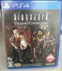 PS4 バイオハザードオリジンズコレクション|カプコン