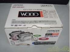 ハイブリッドカムDVD+HDD|HITACHI
