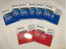 ビデオカメラ用DVDセット|SONY