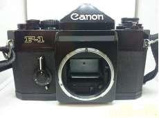 Canon F1ボディー後期  データバック|CANON