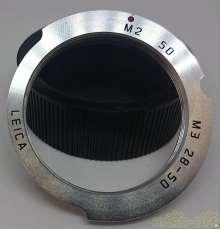 Leica M2 50mm M3 28-50mm対応マウントアダプター|LEICA