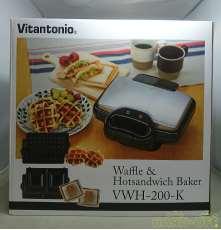 ワッフルメーカー|VITANTONIO