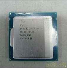 CPU Intel CORE i7-4770 SR149 3 40GHz|