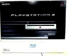 未使用 プレイステーション3 60GB|SONY