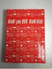 Kinki you DVD KinKi Kids|Johnny's Entertainment