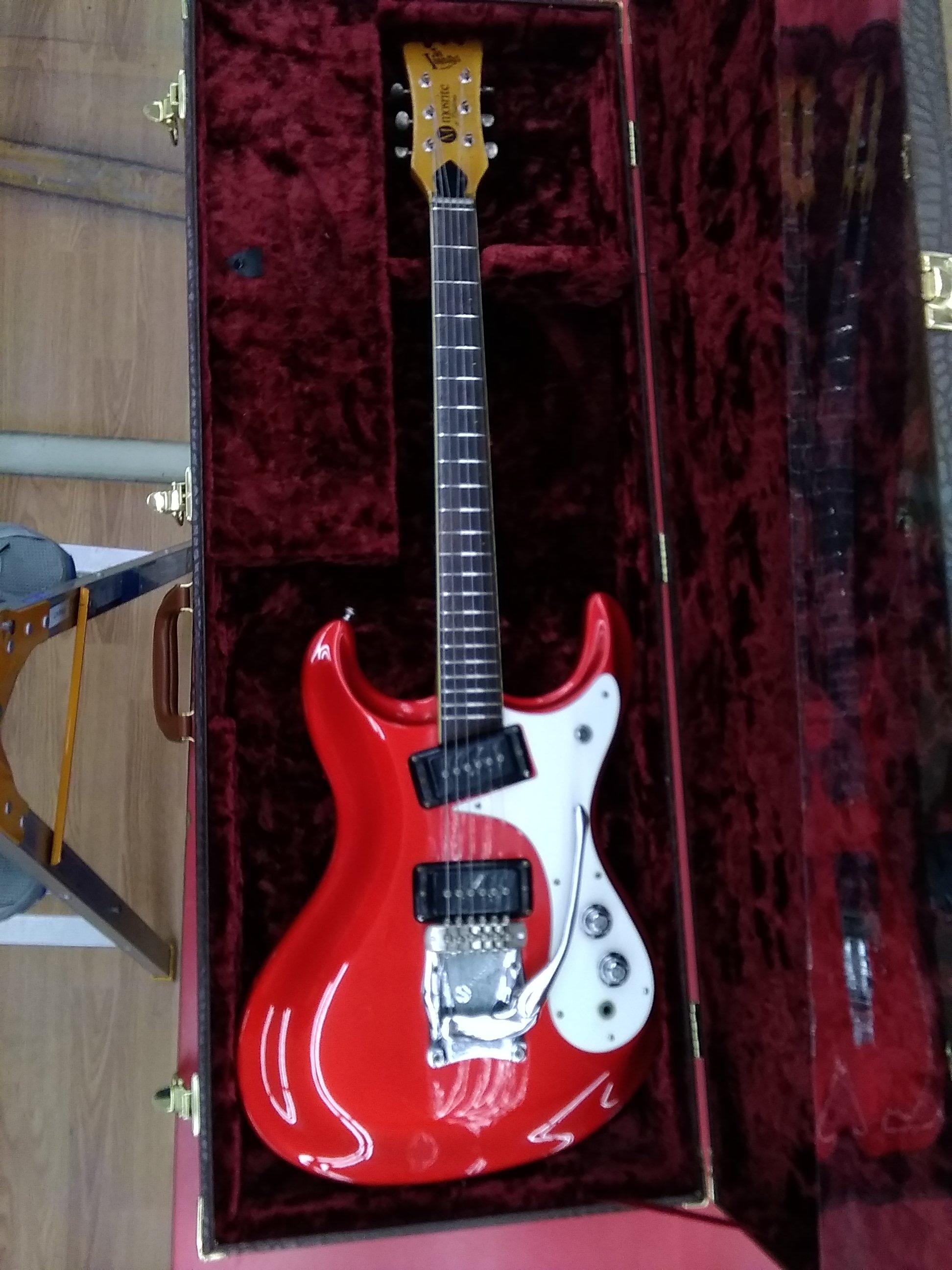 エレキギター|MOSRITE