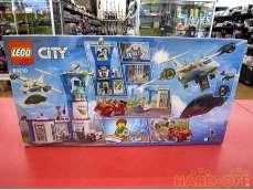 LEGO CITY 空のポリス指令基地|LEGO