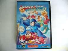 Mega Drive Soft CAPCOM