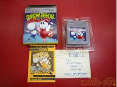 SNOW BROS|NINTENDO