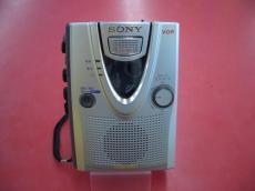 カセットレコーダー SONY
