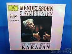 Mendelssohn;5 Symphonies|DEUTSCHE GRAMMOPHON