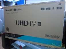 55インチ4K対応液晶テレビ|HISENSE