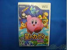 星のカービィ Wii 任天堂