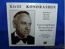 Kirill Kondrashin in Amsterdam|TAHRA
