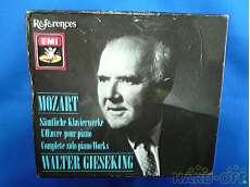 Mozart: Solo Piano Wks|EMI CLASSICS