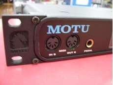 MIDIインターフェイス|MOTU