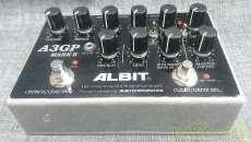 3CH.TUBE GUITAR PRE-AMP|ALBIT