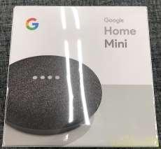 Google Home mini : チャコール 未開封品。|GOOGLE