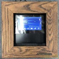 木製フレーム付きデジタルフォトフレーム|KEIAN