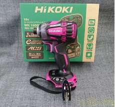 電動インパクトドライバー HIKOKI