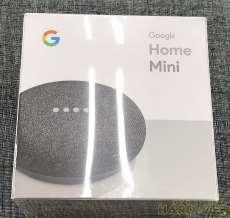 Google Home mini : チャコール 未開封品|GOOGLE
