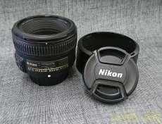 標準単焦点レンズ NIKON