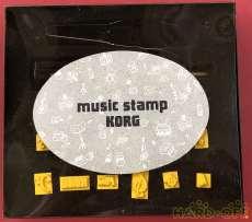 music stamp KORG ※ジャンク品|KORG