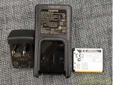 バッテリー・充電器セット|FUJIFILM