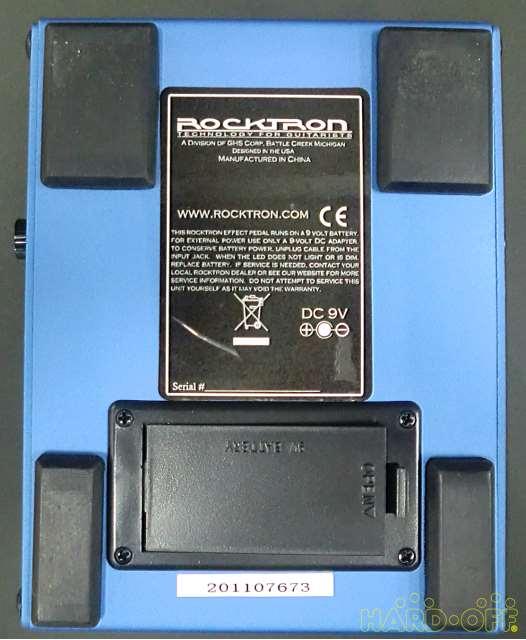9V電池または9Vアダプター(別売)