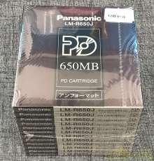 PDカートリッジ(12枚セット)|PANASONIC