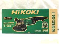 ディスクグラインダー HIKOKI