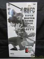 BWFC 造形王頂上決戦3 ルフィ太郎 ブラシ彩色ver|一番くじ(BANPRESTO)