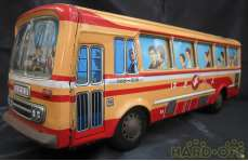 はとバス ブリキ|PMA