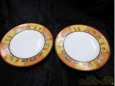プレート・皿2枚セット|HERMES