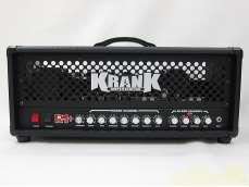 ギター・ベース用アンプ/ヘッド|KRANK