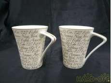 ペアーマグカップ TIFFANY&CO
