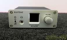 ヘッドホンアンプ|RASTEME SYSTEMS,CO,LTD