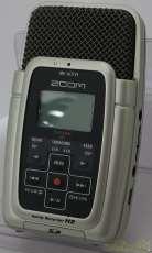 ICレコーダー ZOOM