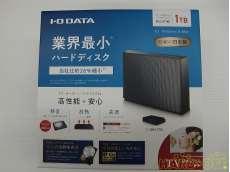 ※未開封品 HDCZ-UT1KB / I・O DATA 外付HDD