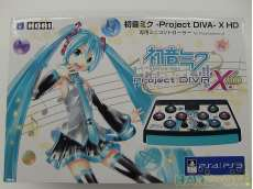 PS4-061 / HORI PROJECT DIVA XHD専用コントローラ