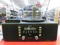 ターンテーブル・カセットプレーヤー付きCDレコーダー|TEAC