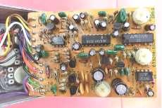遅延素子とクロックドライバがMN3205、MN3102のペア:後期型。後期=前期よりノイズが少なくクリアなサウンドが特徴です。