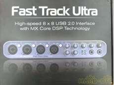 プリアンプ搭載USB2.0オーディオインターフェイス|M-AUDIO